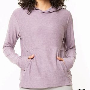 DAY TO DAY LONG SLEEVE HOODIE